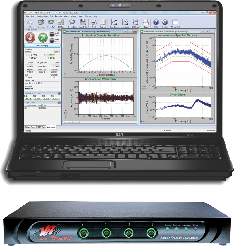 Controller Vibration Programm